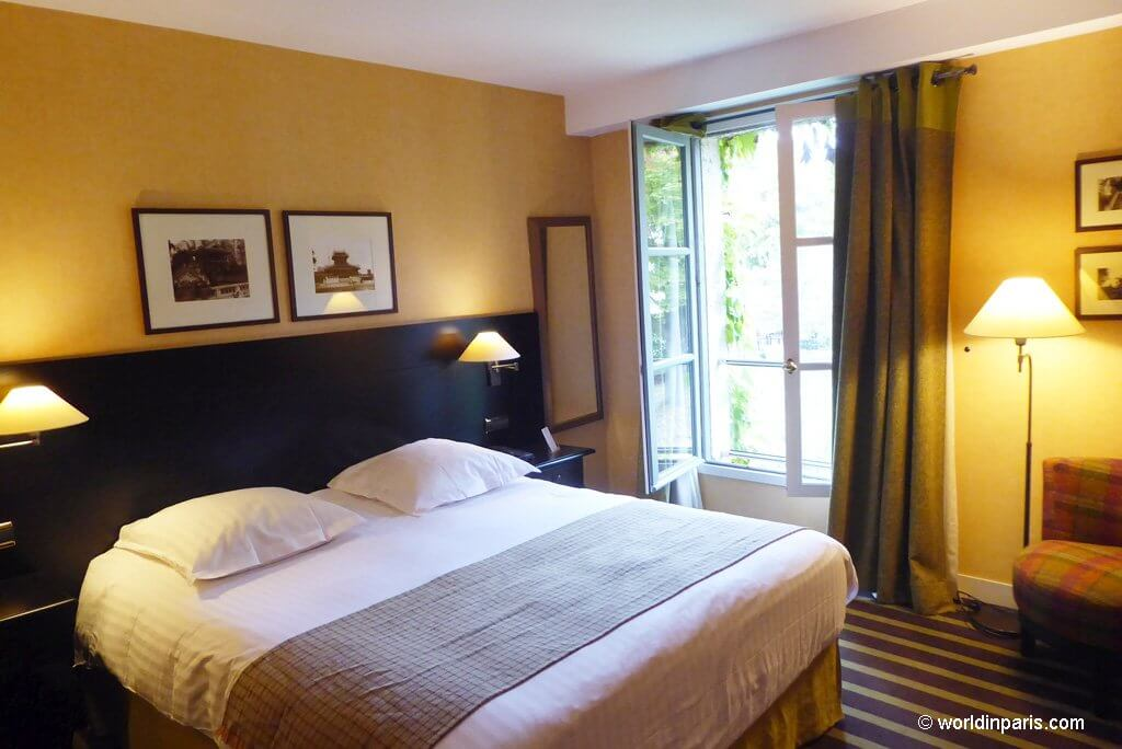 Room at la Bellangerie