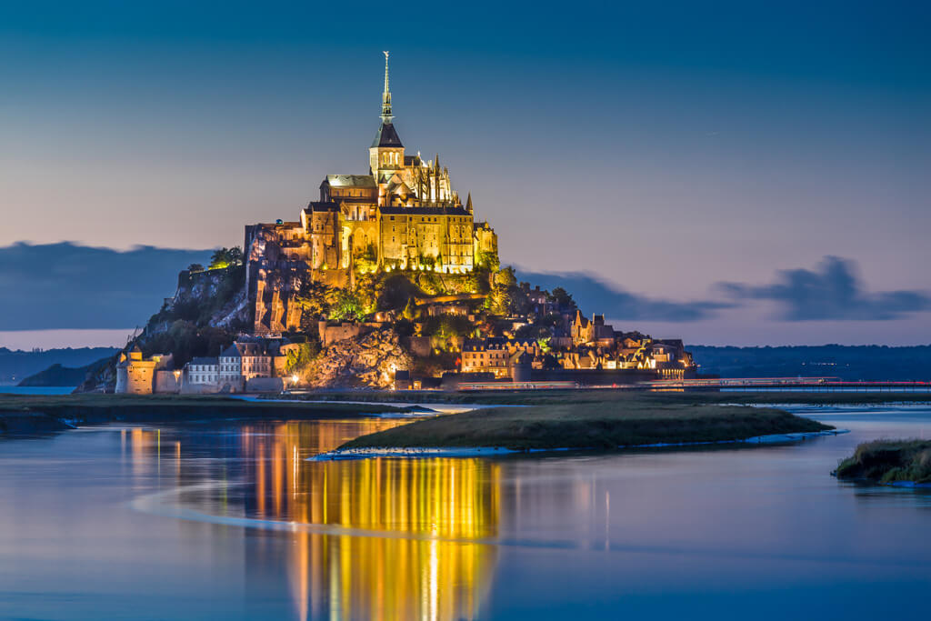 Mont Saint-Michel - Normandy