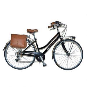 Vintage Bike Woman Canellini