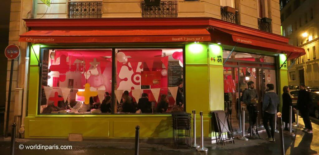 Germany in Paris