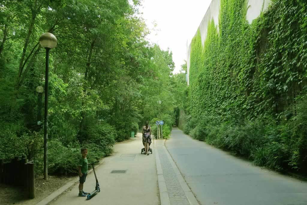 Promenade Plantée - Coulée Verte Paris