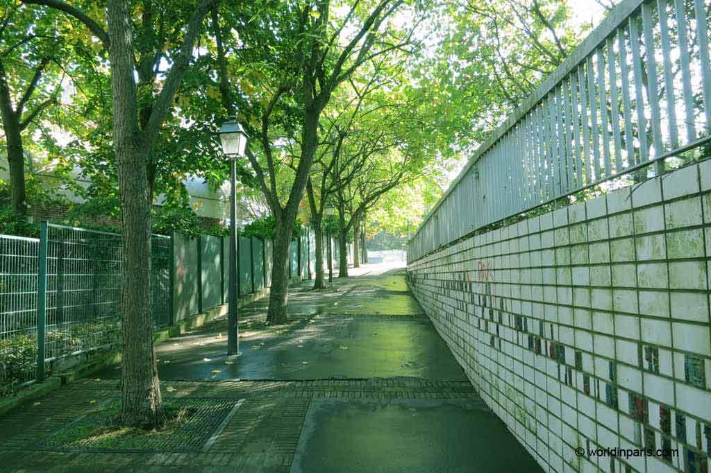 Promenade Plantée - starting point