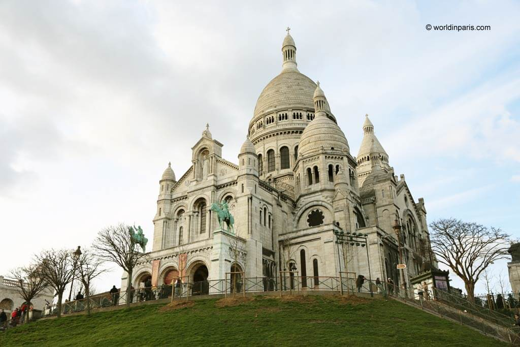 Paris Layover - Montmartre