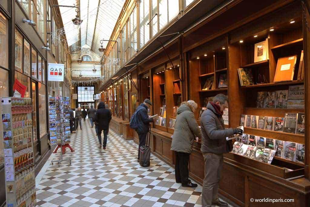 The Most Charming Covered Passages in Paris (Les Passages Couverts de Paris)