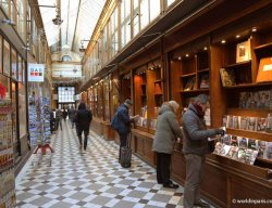 Passage Jouffroy Paris