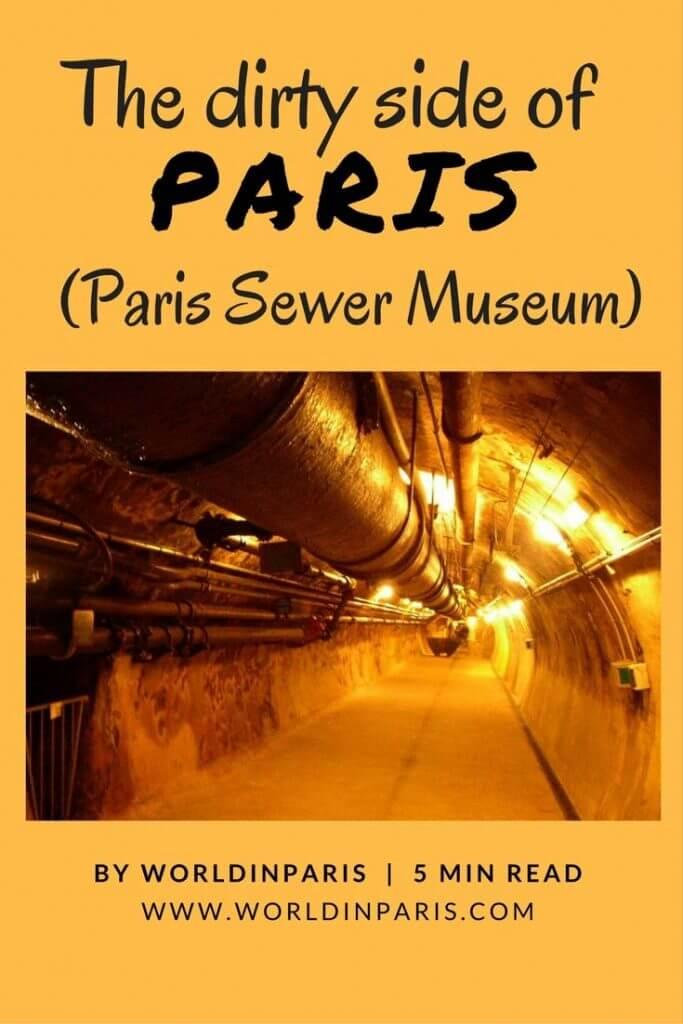 paris sewer museum