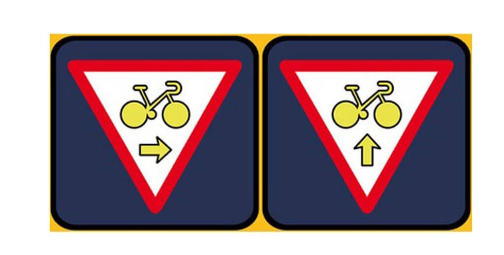 Bike Signs Paris