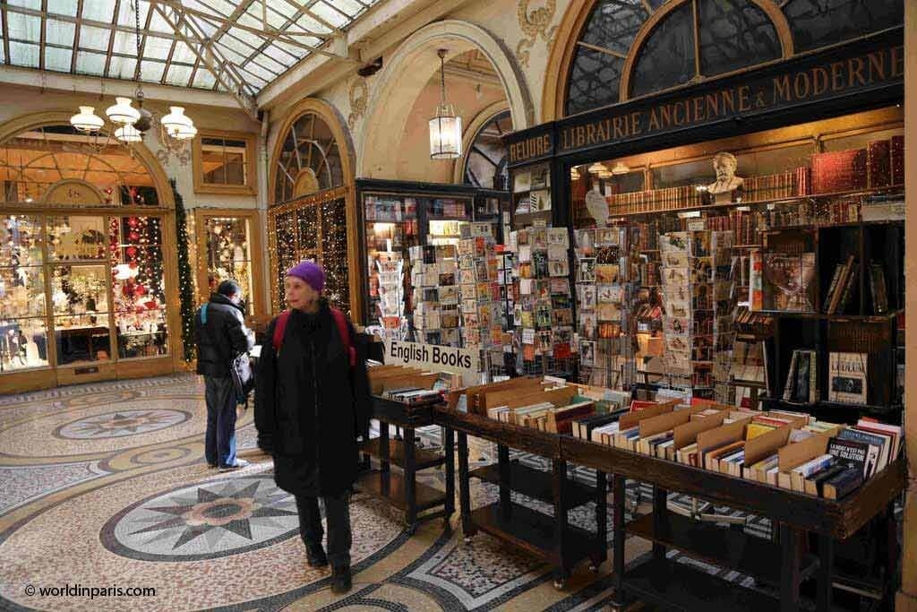 Galerie Vivienne | Beautiful covered passages in Paris