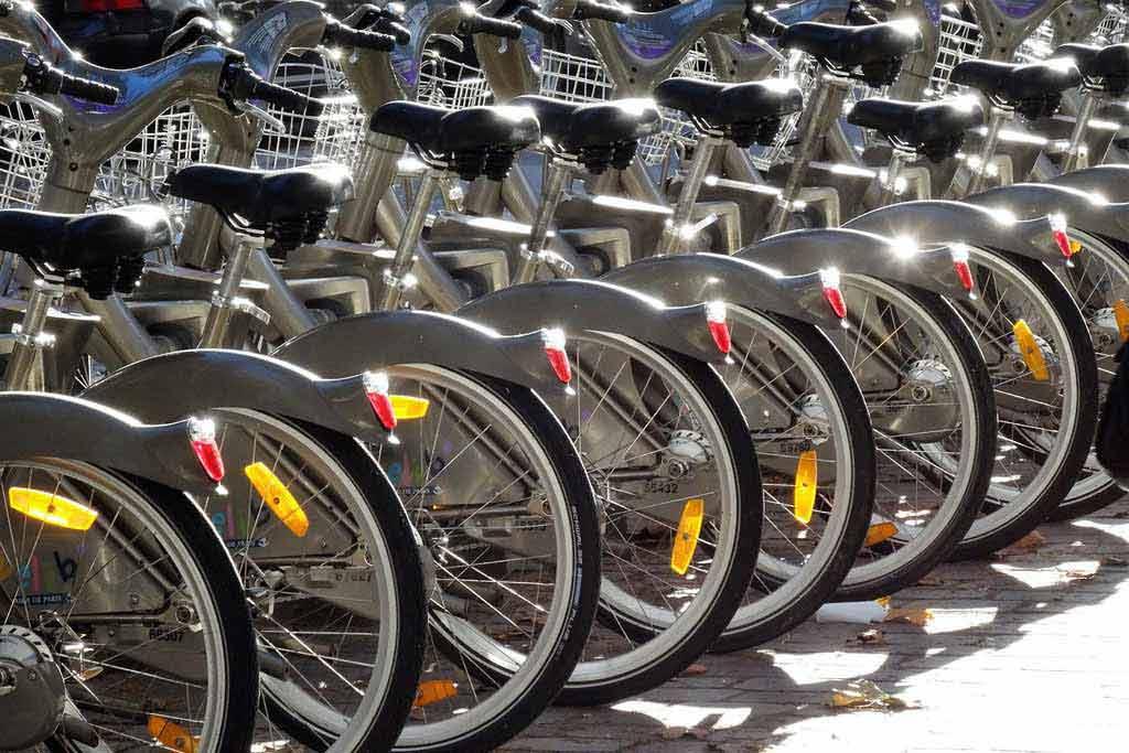 Velib - Paris Bike Rental