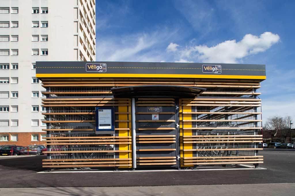Veligo Station