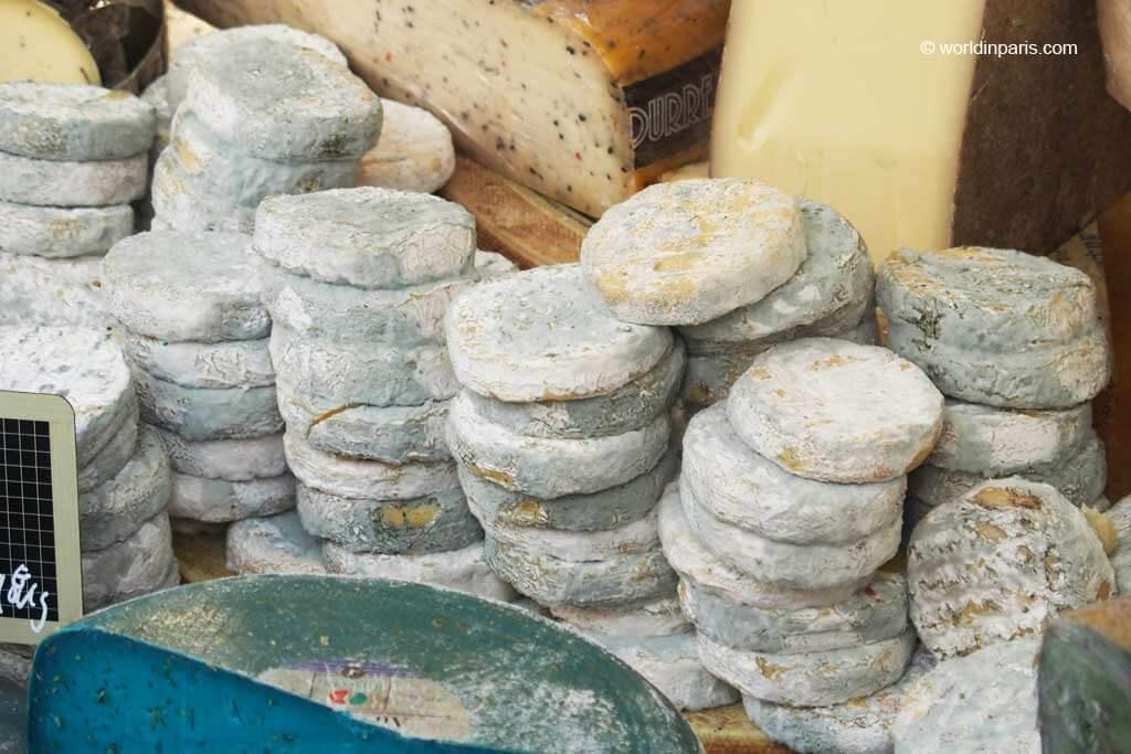 Французский сыр Париж