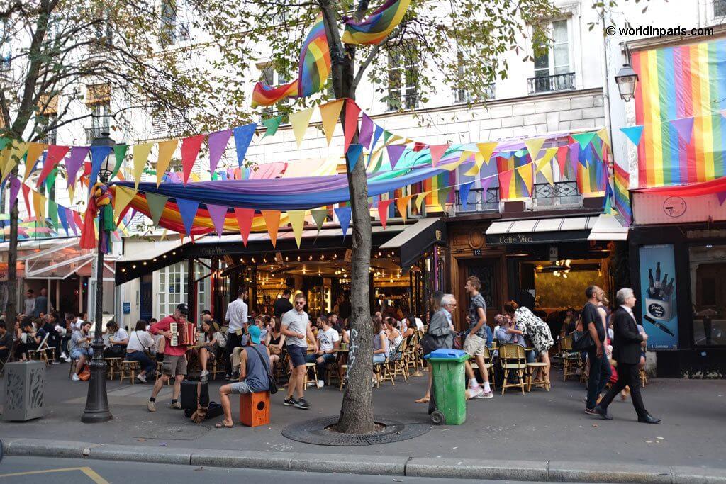 Gay District Paris