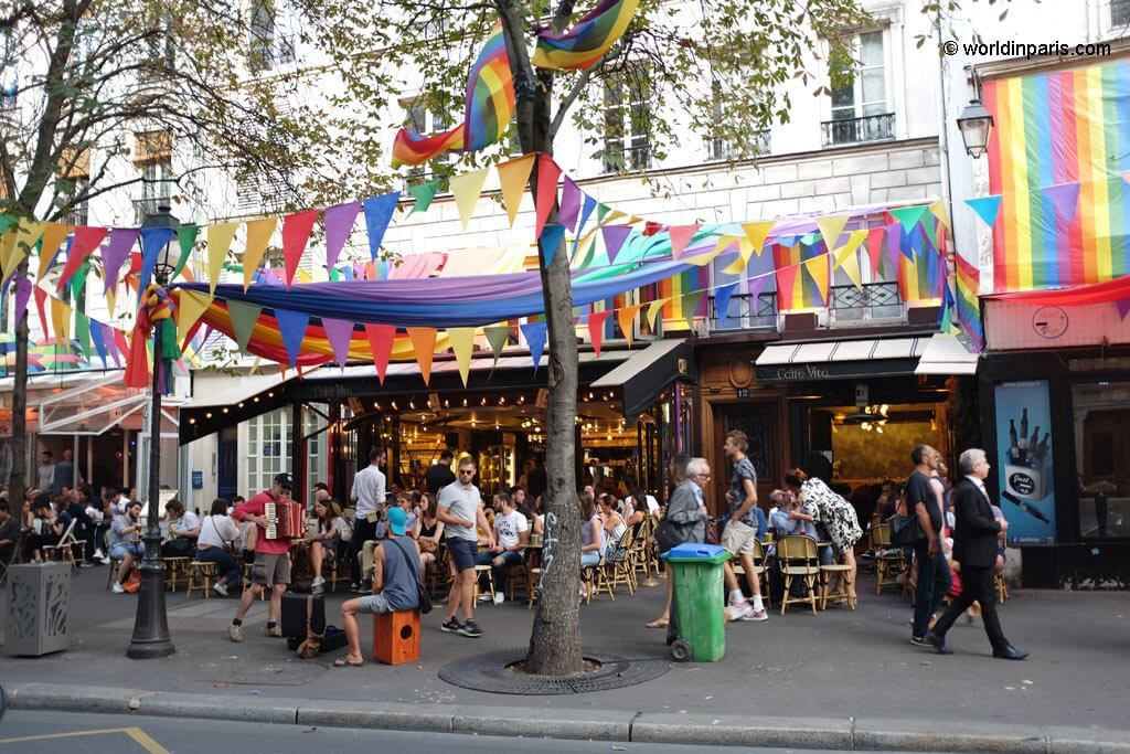 Gay District Paris