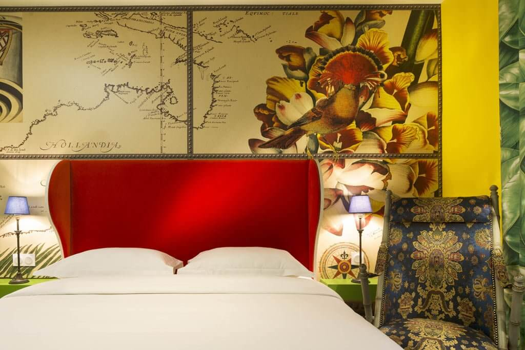 Hotel du Continent Room