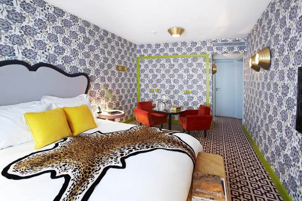 Hotel Thoumieux Room