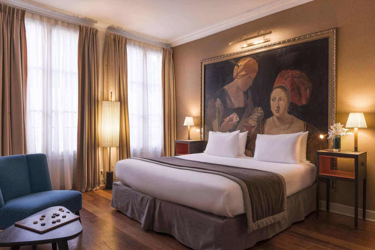 Hotel Le Walt Room