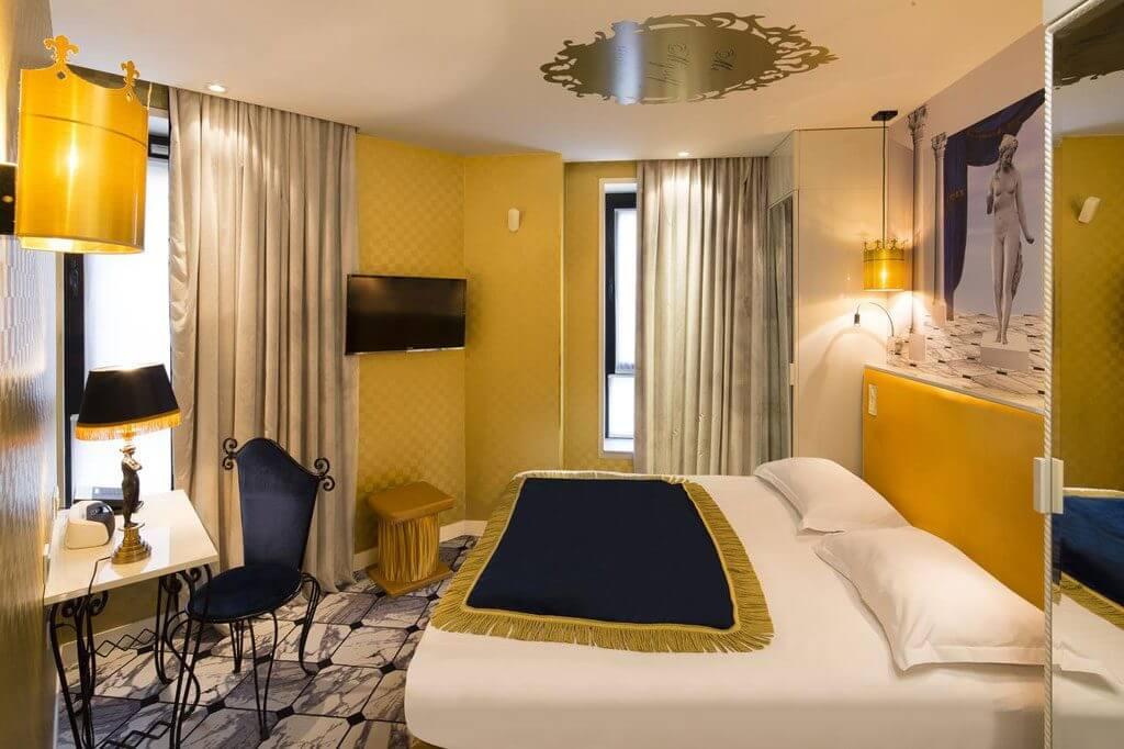Vice Versa Hotel Paris Room