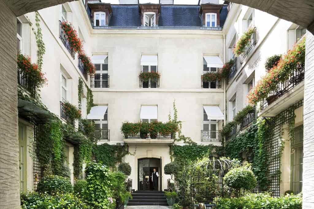 Where to Stay in Paris 6 | Luxury Hotel in Saint Germain