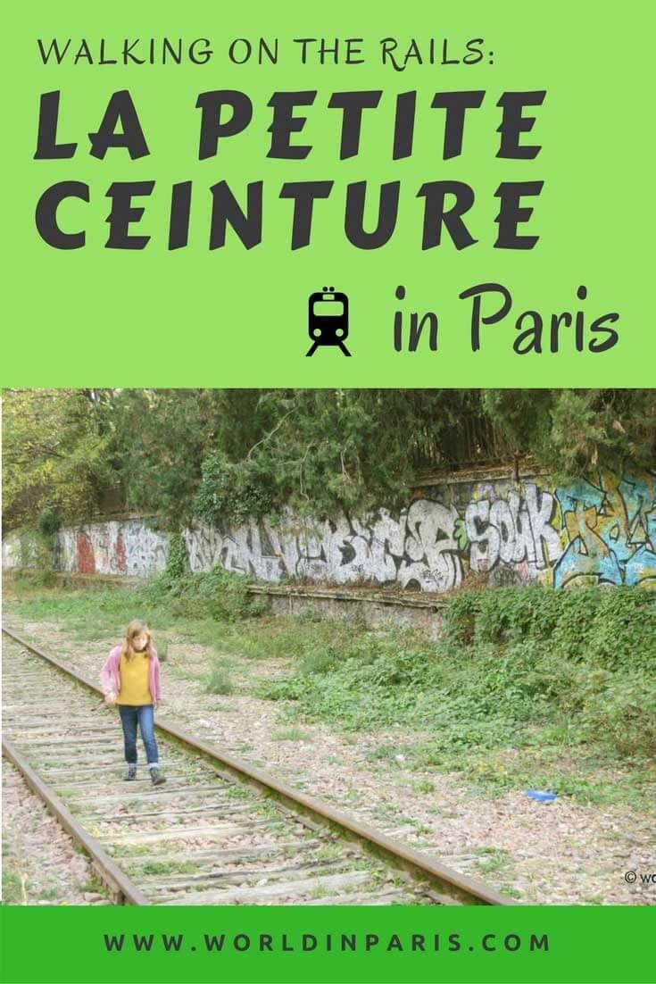 La Petite Ceinture Paris, Paris Hidden Gems, Paris Off the Beaten Track, Paris Like a Local, Paris Travel Inspiration, Paris Bucket List, Paris Walks, Paris Outdoors #moveablefeast #paris #petiteceinture