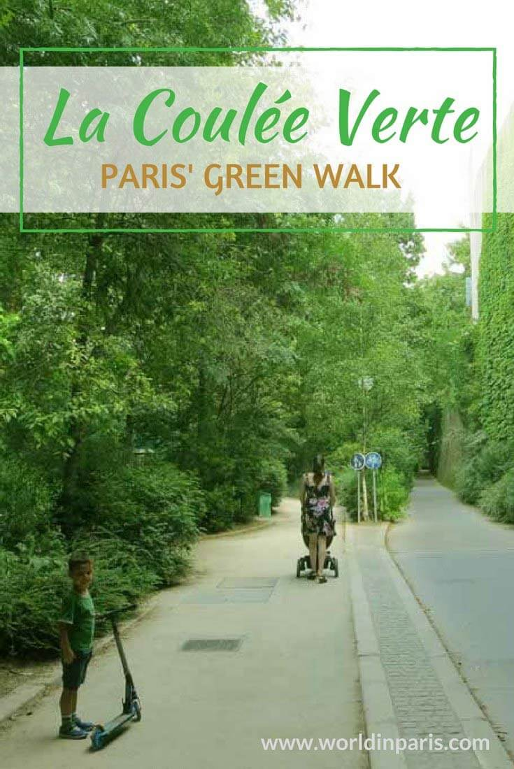 Coulée Verte in Paris | Promenade Plantée | Paris Like a Local | Paris Travel Inspiration | Paris Bucket List | Paris walks | Parks in Paris | Paris Outdoors