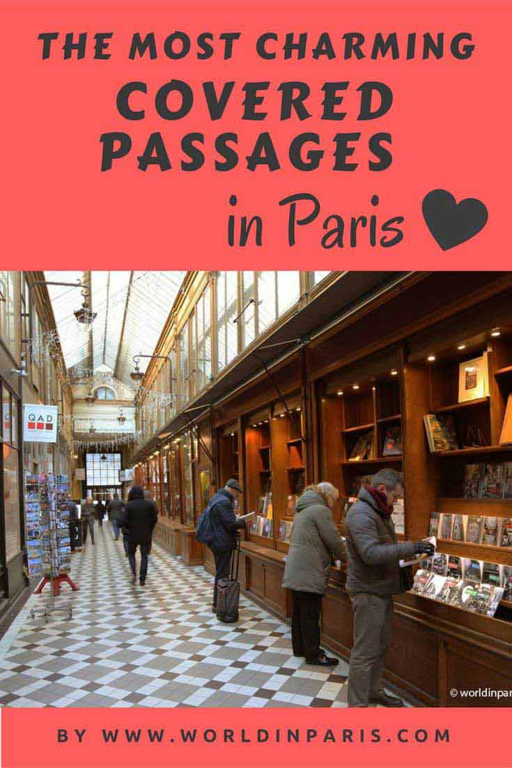 Covered Passages of Paris, Parisian Walkways, Passages Couverts Paris, Paris Hidden Gems, Paris Travel Inspiration, Paris Like a Local, Belle Époque, Paris Architecture, Best Shopping in Paris, Vintage Shopping in Paris Cute Cafes in Paris #france #paris #moveablefeast