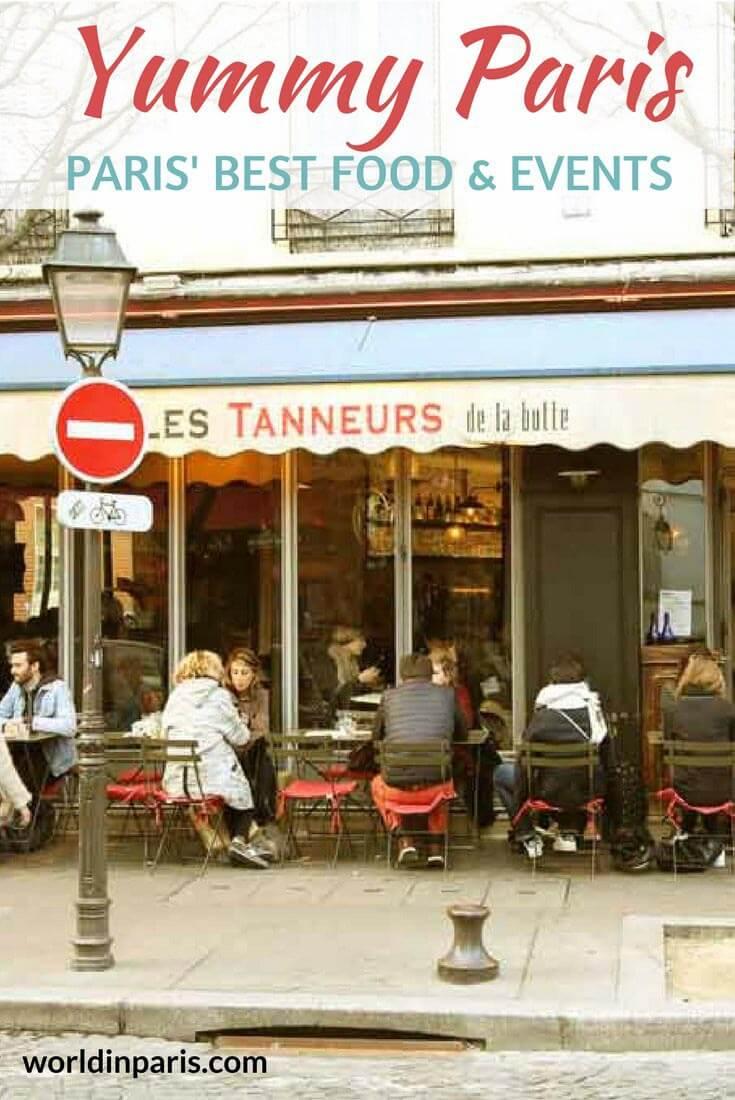 Yummy Paris, Popular Food in Paris, Paris Food Facts, Food in Paris, Things to Eat in Paris, Affordable Restaurants in Paris, Street Food in Paris #yummyparis #parislikealocal #paris