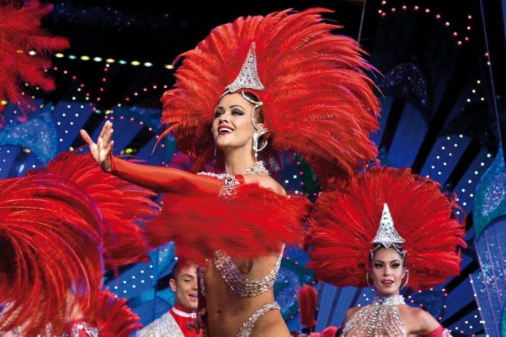 Moulin Rouge Cabaret