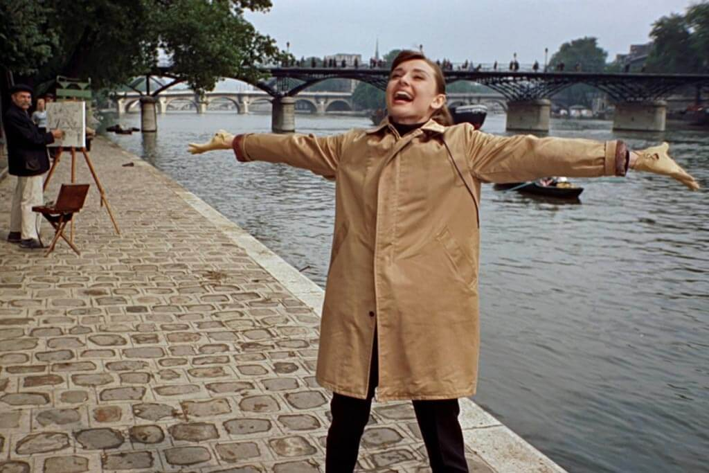Paris is Always a Good Idea, Audrey Hepburn Quote