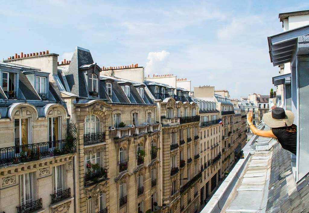 Visit Paris Rooftops