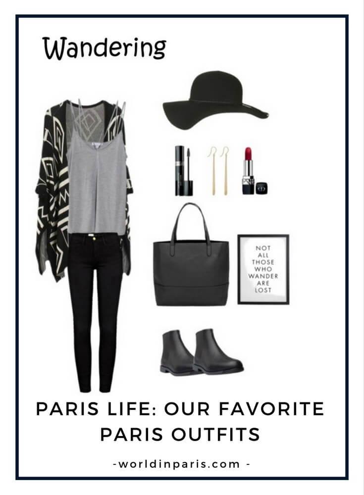 9ad16cdccf97 Exploring Paris  Essentials and Best Daypack for Paris Sightseeing ...