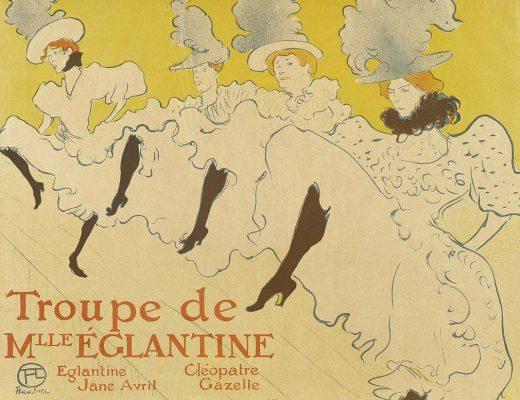 Parisian Cabaret Vintage