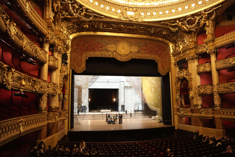 Opera Garnier Auditorium
