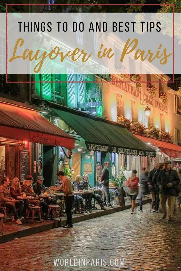 Layover in Paris, Paris Layover Tour, overnight layover in Paris, things to do in Paris during a layover, hotels near paris airport, 5 hour layover in paris, 7 hour layover in paris, 10 hour layover in paris #paris #moveablefeast