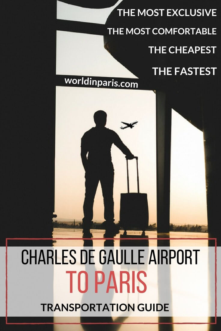 Transportation Charles de Gaulle Airport to Paris How to Get from Paris CDG Airport to City, Paris Transportation, Paris Travel Tips, Paris for First Timers, First Trip to Paris France, Paris for the First Time, Paris Travel Planner, Planning a Trip to Paris, First Time in Paris, Paris Tips and Tricks, #paristravelplanner #parisforfirsttimers #worldinparis