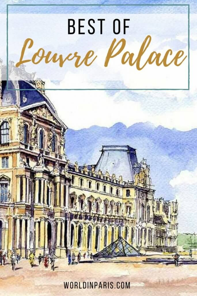 Best of the Louvre Palace