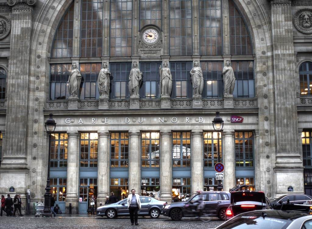 Best weekend trips from Paris by train