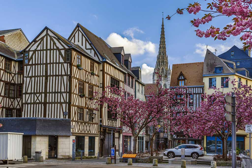 Paris Weekend Trips: visit Rouen