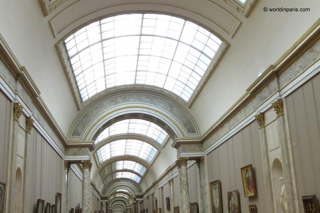 Louvre Palace - Grande Galerie