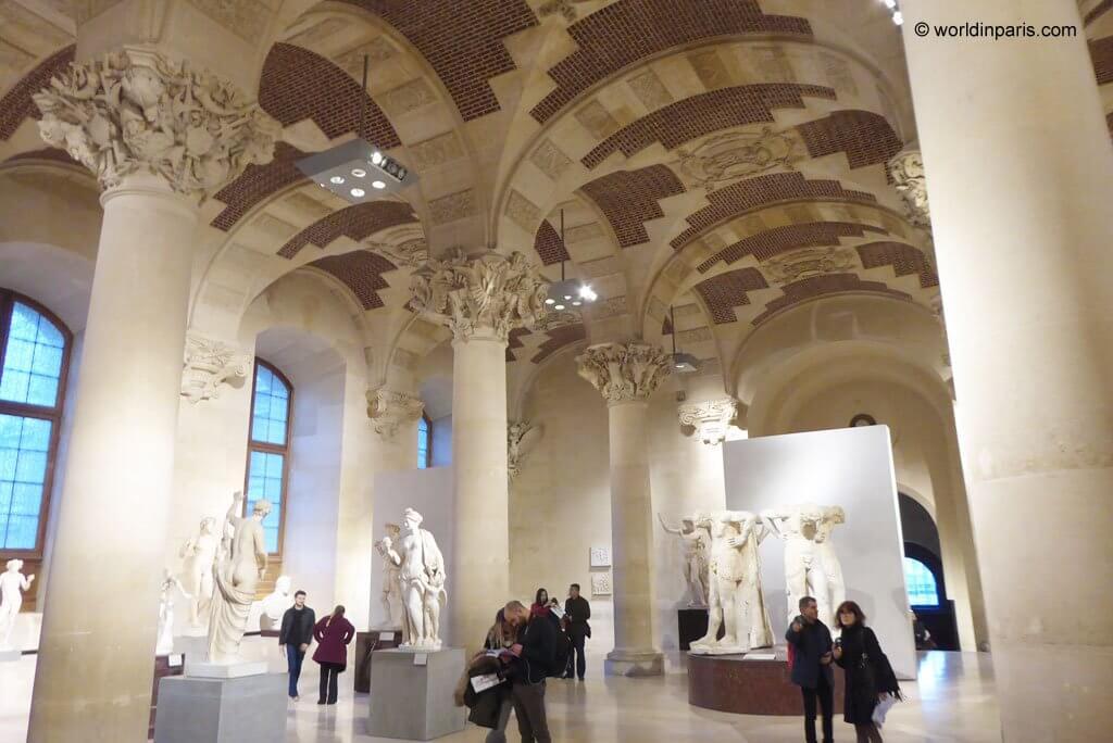 Louvre Palace - Salle du Manège