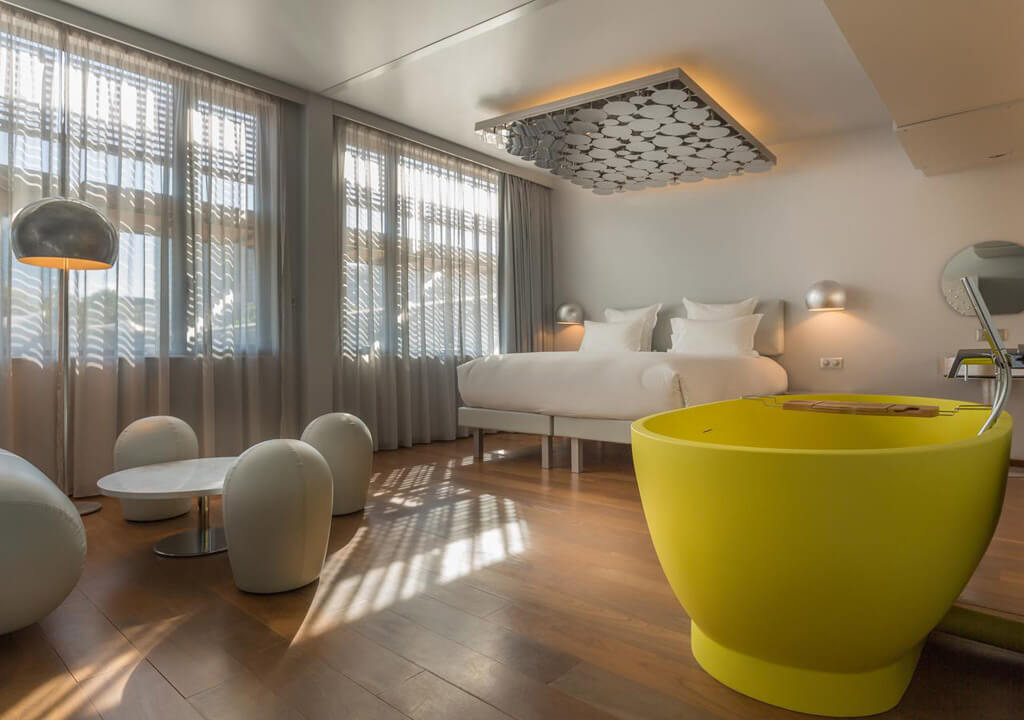 Hotel Off Seine Paris