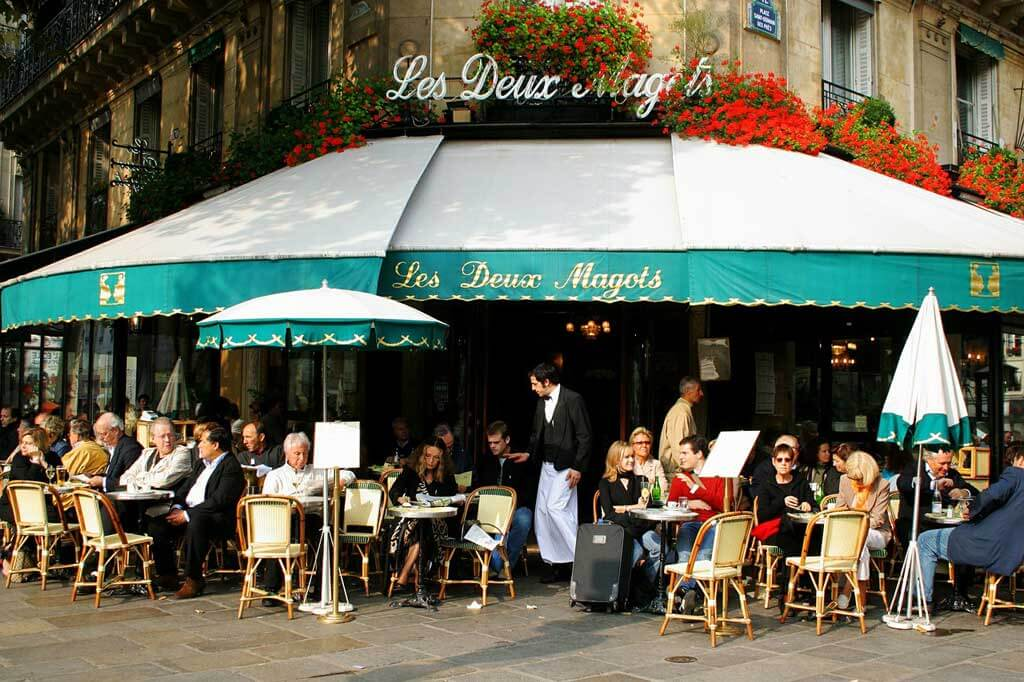 Parisian Cafe