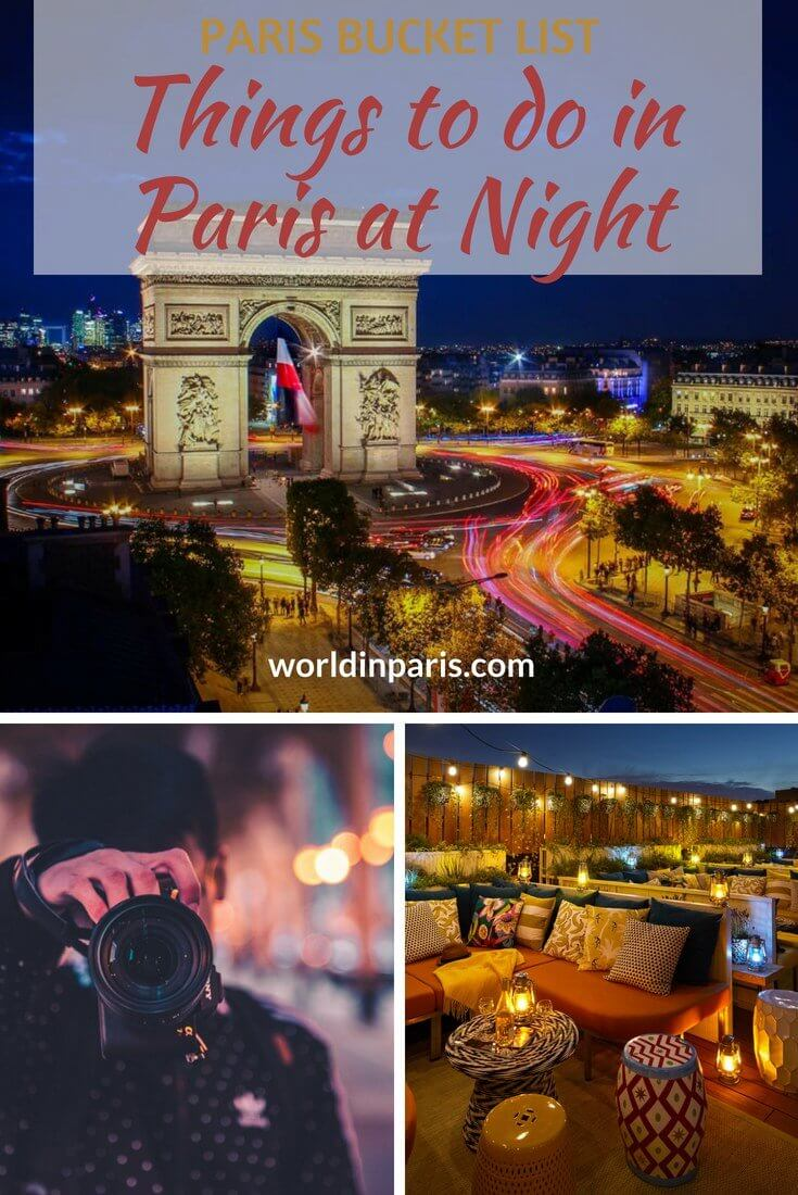 Paris at Night, Nightlife in Paris, Paris Nightlife, Best of Paris Nights, Cool things to do in Paris at Night, Best things to do in Paris at Night, Night out in Paris, Paris Night Tours, Paris Night river cruises, Louvre at Night #moveablefeast #parisbucketlist #myparis