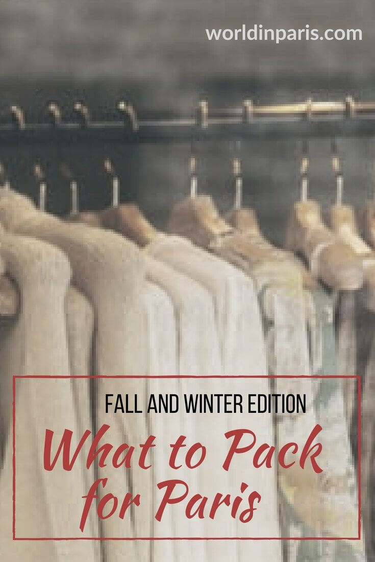 Wear to what in paris in december recommendations dress for autumn in 2019