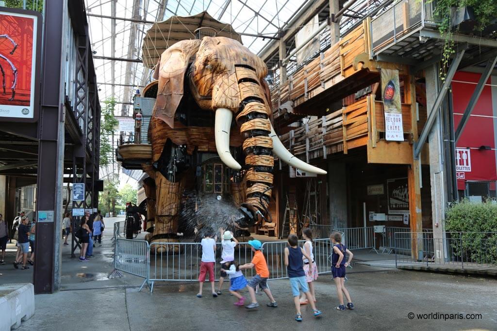 Les Machines de l' Ile Elephant Nantes