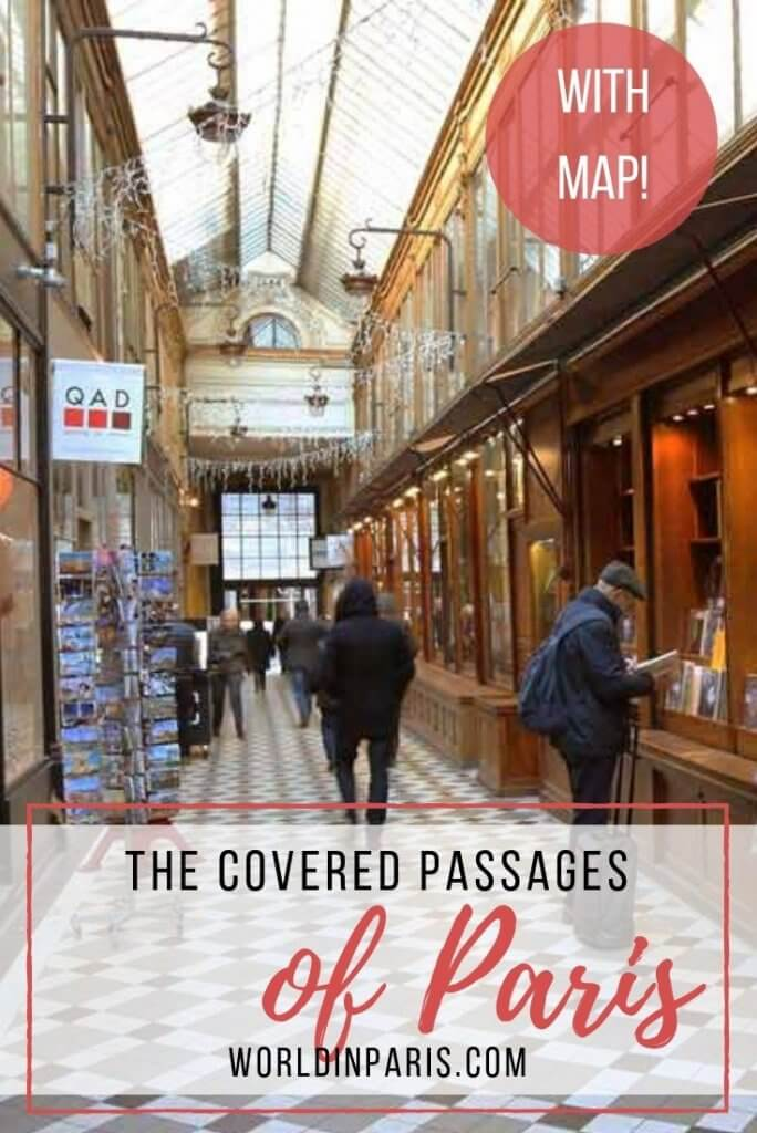 Covered Passages in Paris, Covered Walkways in Paris, Passages Couverts de Paris, Secret Paris, Hidden Paris, Hidden Walkways in Paris, Paris Like a Local, Paris Travel Inspiration, Paris Architecture, Paris Shopping, Vintage Shopping in Paris, Cute Cafes in Paris