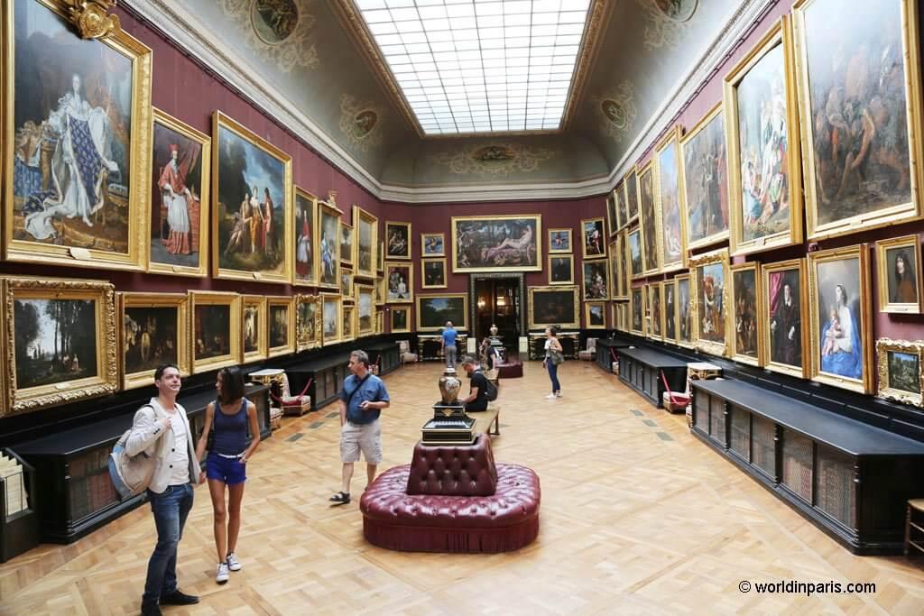 Grande Galerie Chantilly