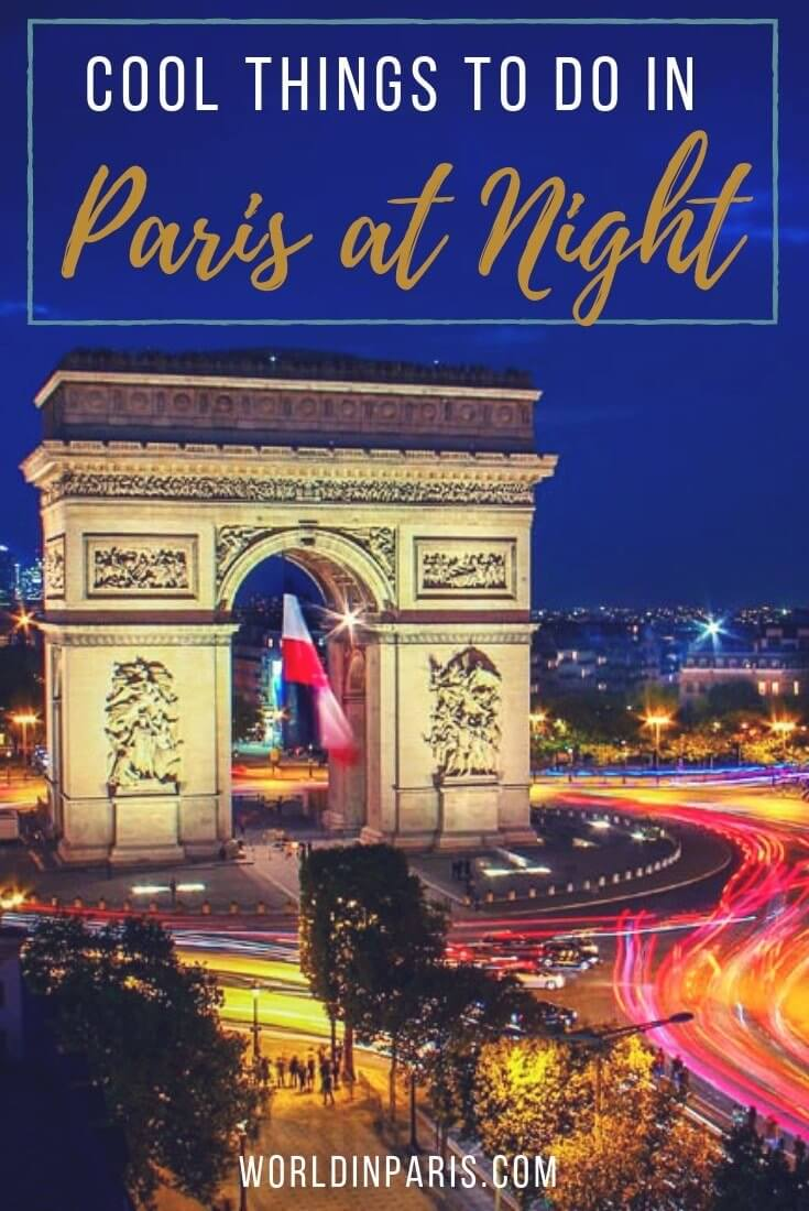 Cool things to do in Paris at Night, Paris Nightlife, What to do in Paris at Night, Nights in Paris #paris