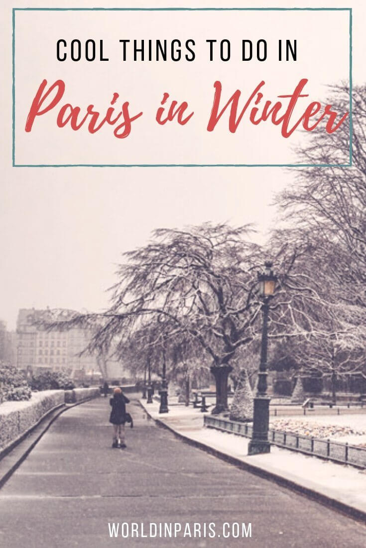 Winter in Paris Bucket List, Things to do in Paris in the Winter, Paris Indoor Activities, Best Winter Activities in Paris, Christmas in Paris, January in Paris, Paris in February, December in Paris, Top Things to do in Paris in Winter #paris #winter #moveablefeast
