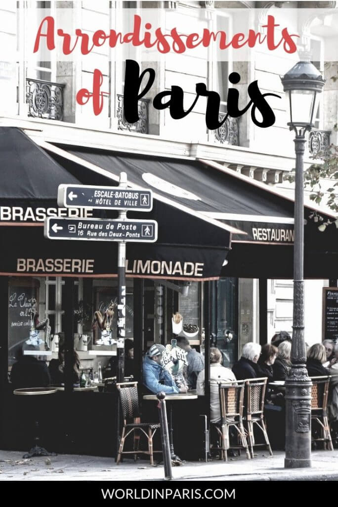 Explore the Arrondissements of Paris with our Paris Arrondissement Guide! Paris By Arrondissement, Districts of Paris, Paris Districts, Paris Arrondissements, Paris Like a Local, Paris Neighborhoods #paris #france