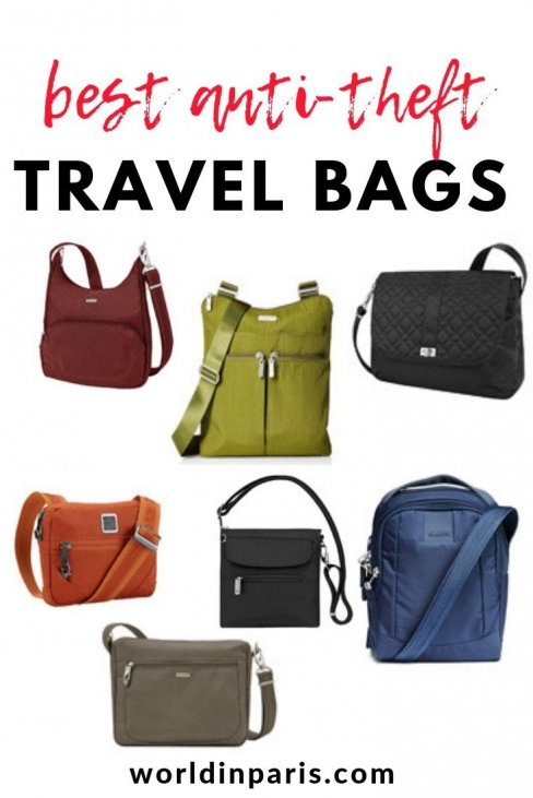 Travel Safe Bags Best Anti Theft For Exploring